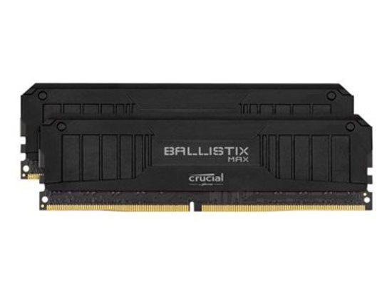 Crucial DDR4 16GB (2x8GB) Ballistix Max DIMM 4400MHz CL19 černá