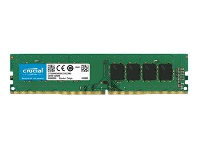 Crucial DDR4 32GB DIMM 2666MHz CL19 DR x8