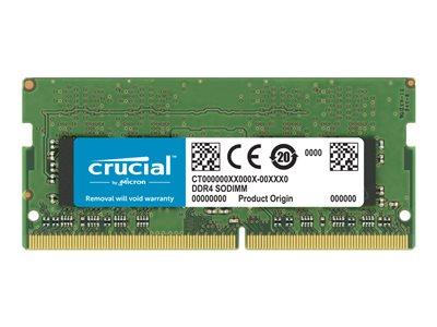 Crucial DDR4 32GB SODIMM 2666MHz CL19 DR x8