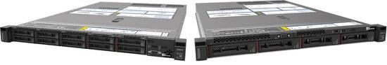 "Lenovo ThinkSystem SR630 1x Silver 4215R 8C 3.2GHz 130W/1x32GB/0GB 2,5""(8)/930-8i(2GB f)/XCC-E/750W, 7X02A0ELEA"