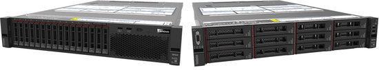Lenovo ThinkSystem SR650 1x Silver 4215R 8C 3.2GHz 130W/1x32GB/No Bays/No RAID/XCC-E/1x750W , 7X06A0K4EA