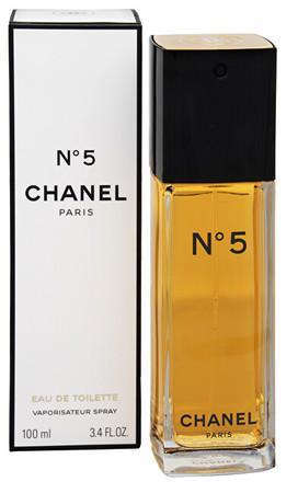 Toaletní voda Chanel - No.5 , 50ml