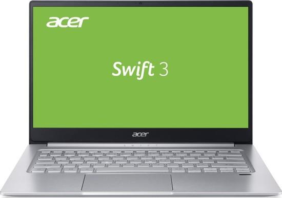 "Acer Swift 3 (SF314-42-R2UW) AMD Ryzen 5 4500U/8GB/512GB/14""/Windows10Home/Silver, NX.HSEEC.002"
