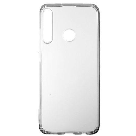 Huawei Original TPU Kryt pro Huawei P40 Lite E Transparent (EU Blister)