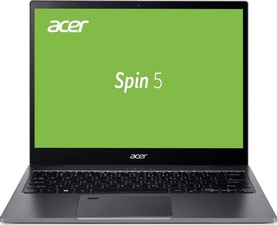 "Acer Spin 5 (Design 2020) - 13,5T""/i7-1065G7/16G/1TBSSD/3:2/W10 šedý + stylus, NX.HQUEC.002"