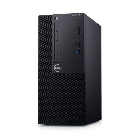 DELL OptiPlex 3070 MT/ i3-9100/ 8GB/ 256GB SSD/ DVDRW/ W10Pro/ 3Y Basic on-site, PY39G