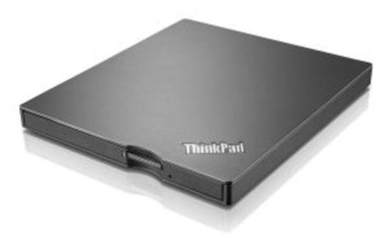 Lenovo TP Drive UltraSlim USB DVD Burner přenosná externí černá, 4XA0E97775