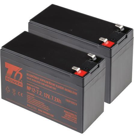 T6 POWER baterie T6APC0016 do UPS APC KIT RBC48, RBC109, RBC123, RBC22, RBC32, RBC33, RBC5, RBC9, T6