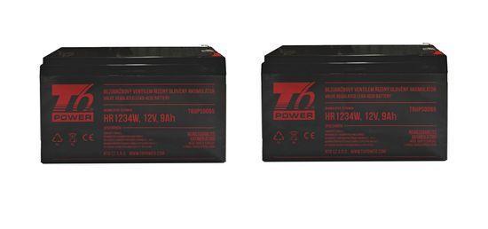 T6 POWER baterie T6APC0007 do UPS APC KIT RBC124, RBC142, T6APC0007