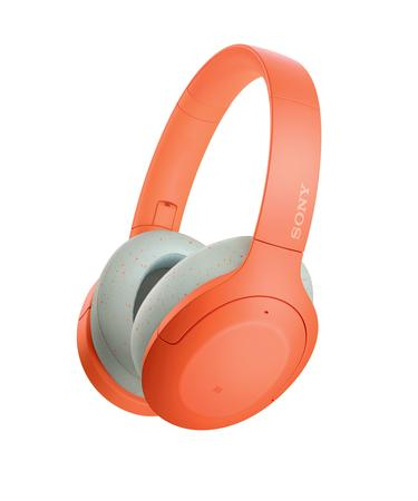 Sony WHH910N sluchátka oranžová