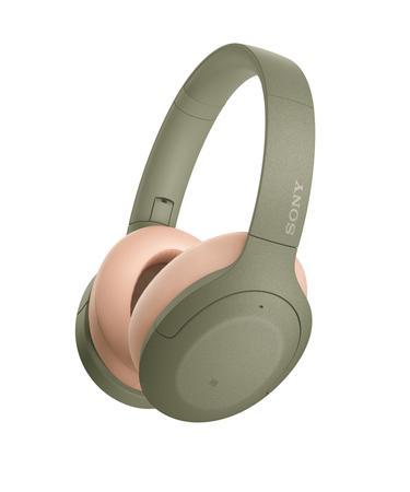 Sony WHH910N sluchátka zelená