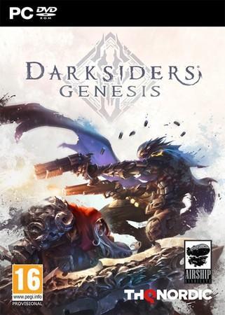 PC - Darksiders - Genesis
