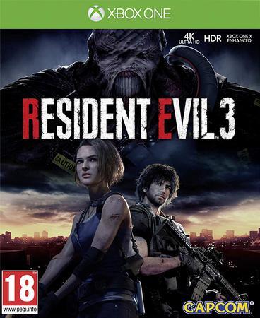 Hra Capcom Xbox One Resident Evil 3 Remake