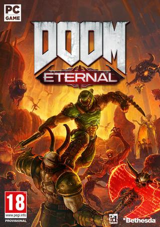 PS4 - Doom Eternal