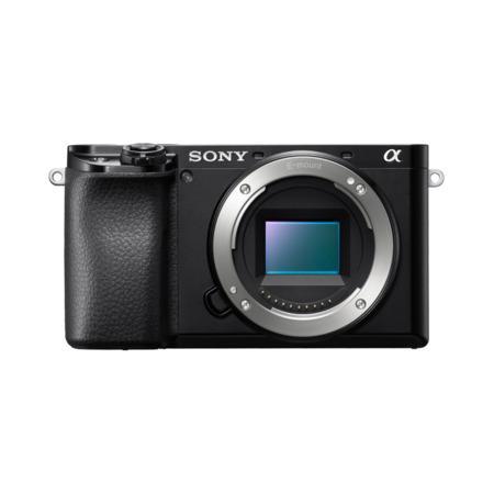 Sony A6100 ILCE tělo, 24,2Mpix/4K, černý