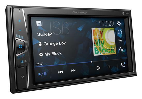 Autorádio s LCD Pioneer DMH-G220BT
