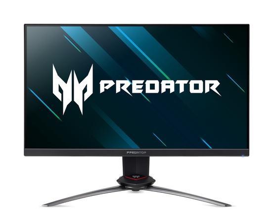 """Acer LCD Predator XB273GXbmiiprzx 27"""" IPS LED FHD 1920x1080@240Hz/100M:1/0,1ms /2xHDMI 1.4, 2xDP 1.2a, USB3.0 Hub/repro/ Black, UM.HX3EE.X07"""