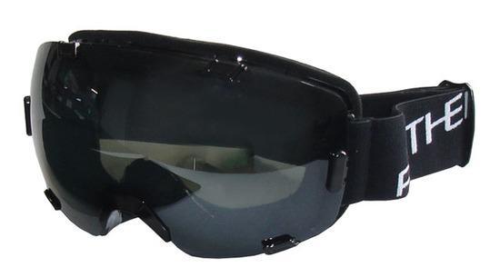 Brother brýle lyžařské B298 s velkým zorníkem černé