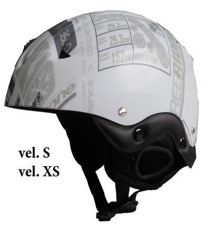 ACRA Snowbordová a lyžařská helma Brother - vel. XS - 48-52 cm