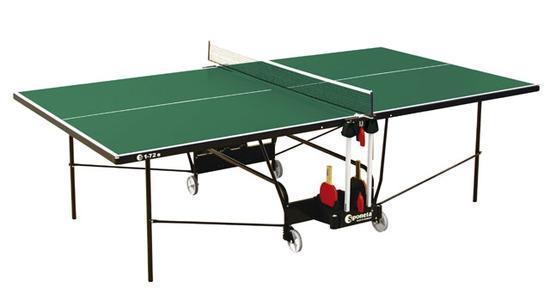 Sponeta S1-72e pingpongový stůl venkovní zelený, zelená