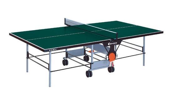 Sponeta S3-46e pingpongový stůl zelený, zelená