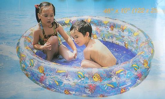 BESTWAY 51006 Bazén nafukovací 122cm