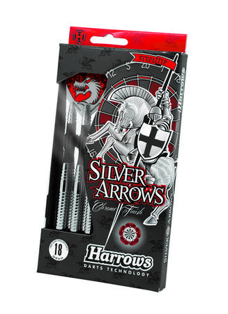 HARROWS STEEL Silver Arrows 20 g