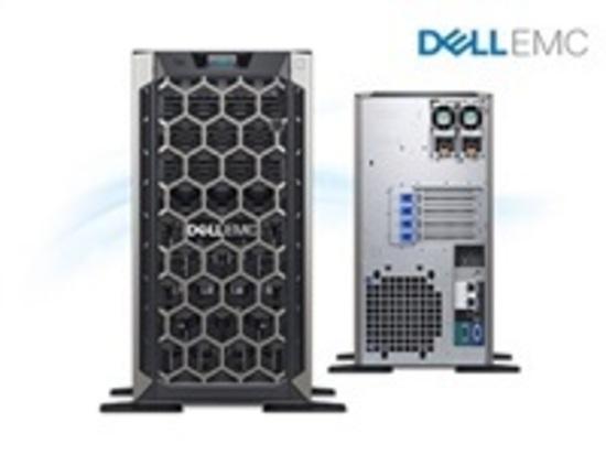 DELL PowerEdge T340 8x3.5 HotPlug/Xeon E-2224/16GB/2x600GB SAS/DVDRW/H330/iDRAC9 Ex/495W/3Y PrSpt, T340-SPEC-M02B