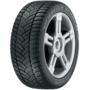Dunlop SP Winter Sport M3 265/60/18