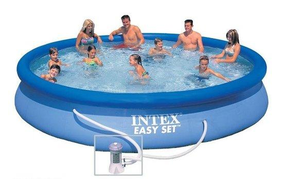 Intex Easy Set Pool 457 x 84 cm 28158NP
