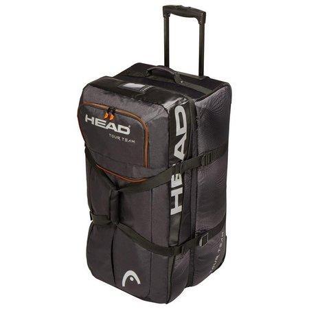 Taška na rakety Head Tour Team Travel Bag Black/Silver
