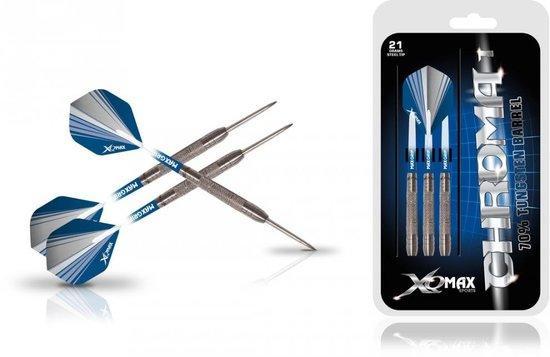 Šipky XQ MAX Steel Chroma - 21g