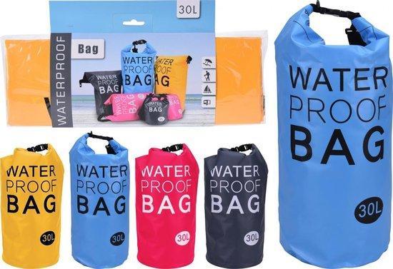 Vodácký batoh WATERPROOF BAG 30l