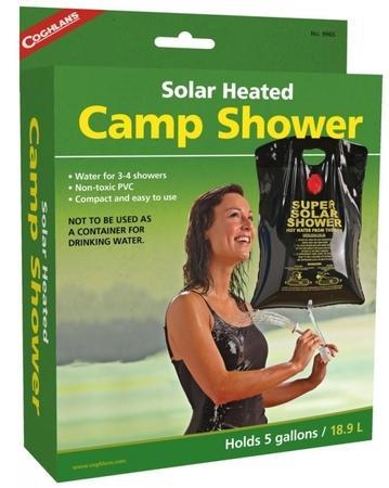 Coghlan´s solární sprcha 19l