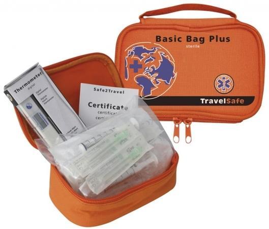 TravelSafe Basic bag plus sterile