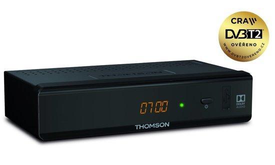 Set-top box Thomson THT741FTA