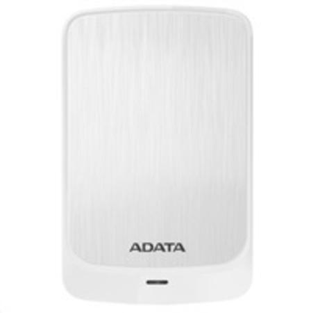 """ADATA Externí HDD 1TB 2,5"""" USB 3.1 AHV320, bílý, AHV320-1TU31-CWH"""
