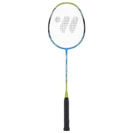 Badmintonová raketa WISH Fusiontec 970, modro/zelená