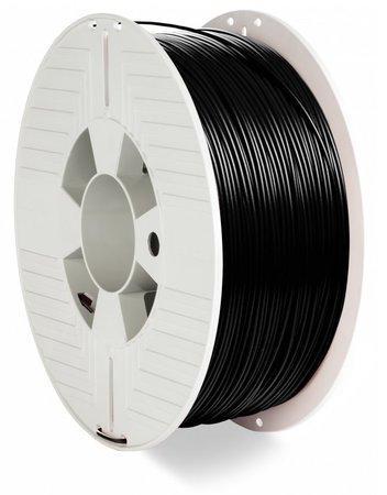VERBATIM 3D Printer Filament ABS 1,75mm (2019) 1kg black, 55026
