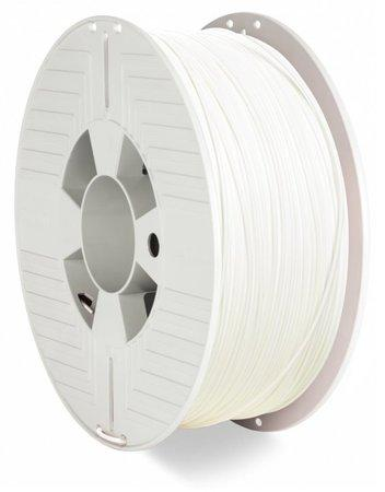 VERBATIM 3D Printer Filament ABS 1,75mm 1kg white, 55027
