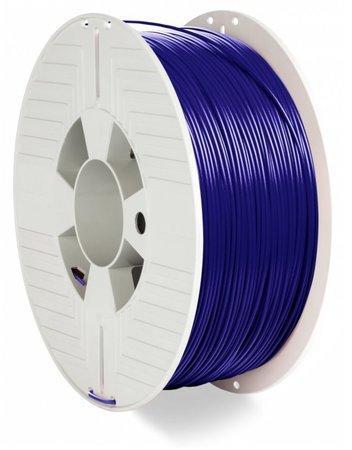 VERBATIM 3D Printer Filament PET-G 1.75mm 1000g blue, 55055