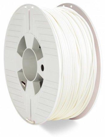 VERBATIM 3D Printer Filament PET-G 2.85mm 1000g white, 55058