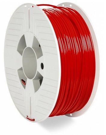 VERBATIM 3D Printer Filament PET-G 2.85mm 1000g red, 55061
