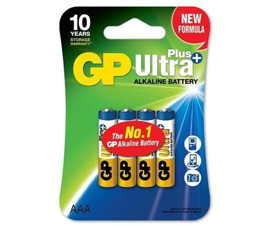 GP Ultra Plus AAA 4ks 1017114000