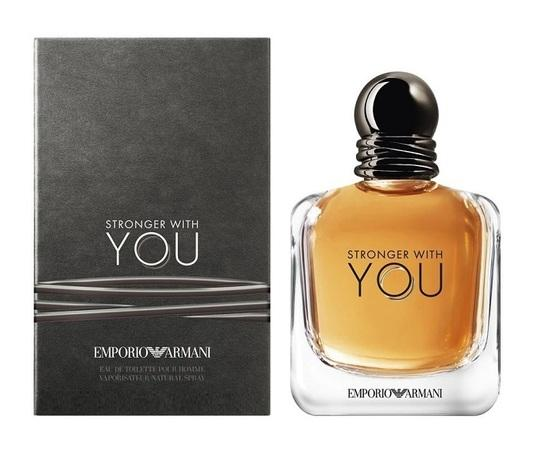 Armani Emporio Stronger With You - EDT 150 ml