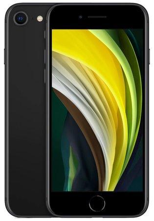 Apple iPhone SE (2020) 128GB černý