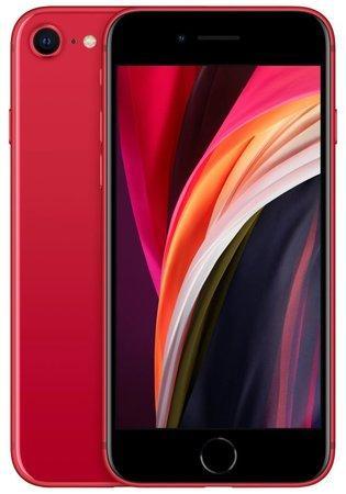 Apple iPhone SE (2020) 128GB červený