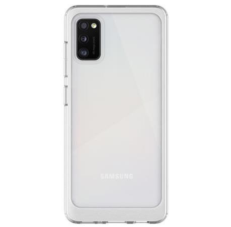 Samsung Poloprůhledný kryt pro Galaxy A41 Transparent
