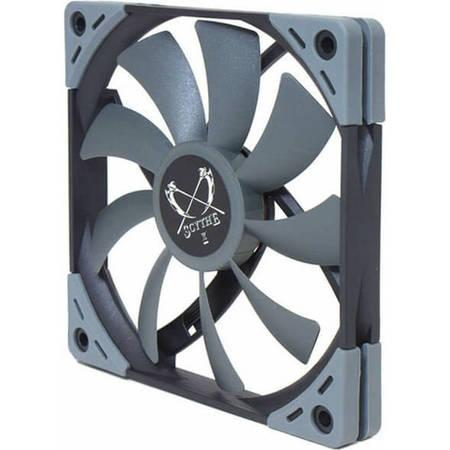 SCYTHE KF1215FD18 Kaze Flex 120 mm Slim Fan 1800 RPM, KF1215FD18