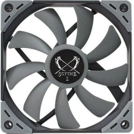 SCYTHE KF1225FD12 Kaze Flex 120 mm Slim Fan 1200rpm, KF1225FD12